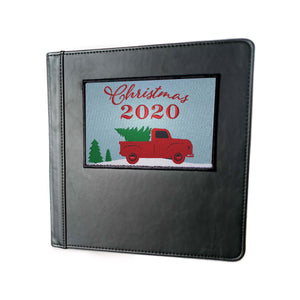 "Christmas Card Keepsake Album ""2020"""