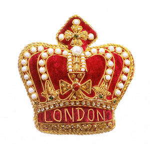 St. Nicolas - Ornament London Pearl Crown