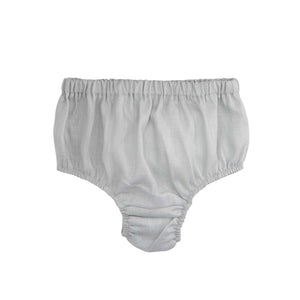 Elegant Baby - Baby Boy Bloomer Gray
