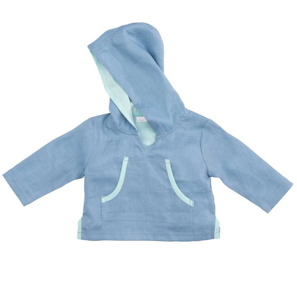 Elegant Baby - Boys Tunic Blue