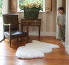 Auskin - Single Sheepskin Rug - Ivory