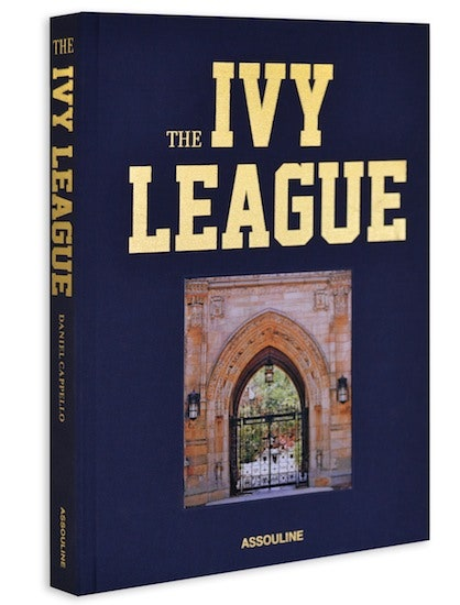 Book - The Ivy League Daniel Cappello