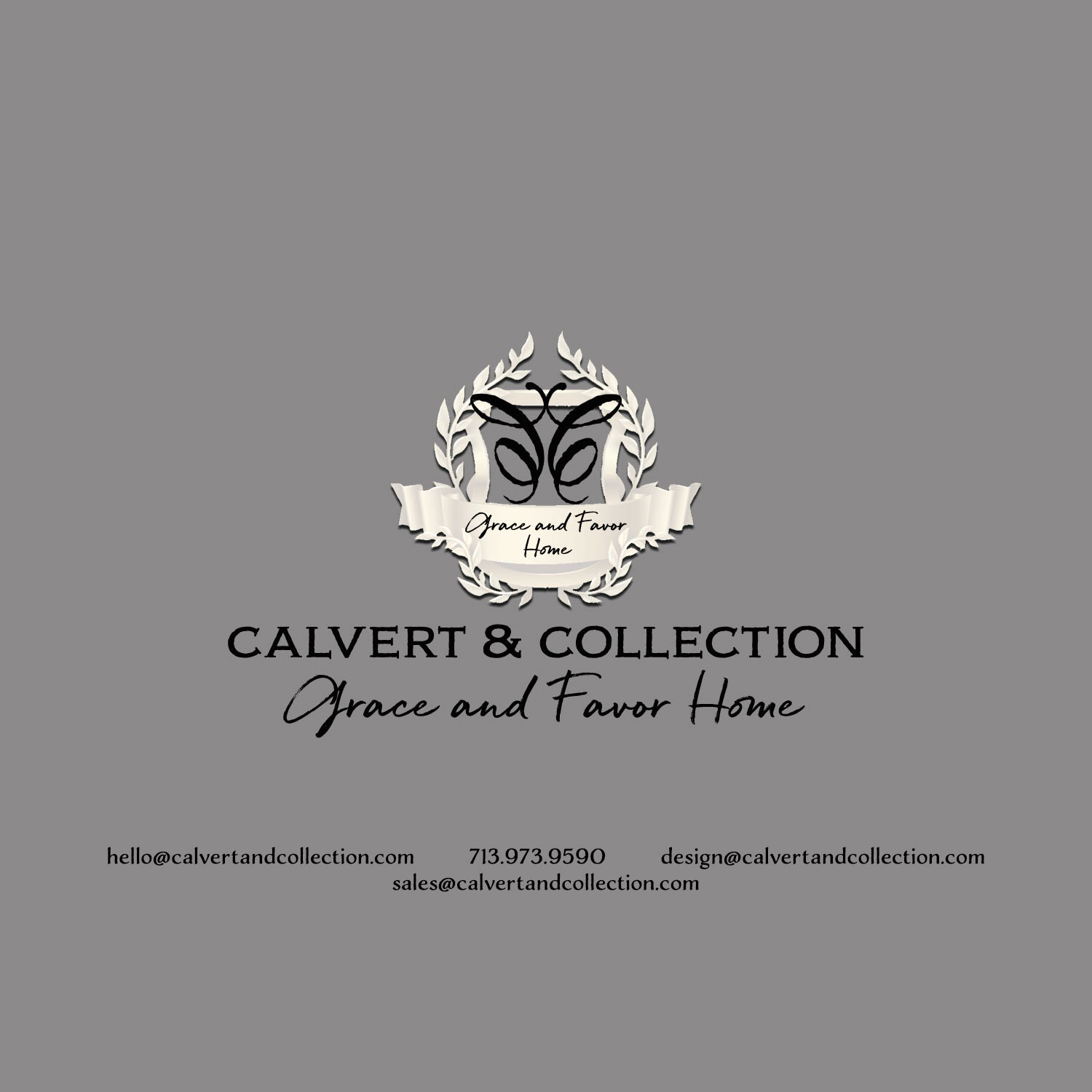 The Calvert Collection