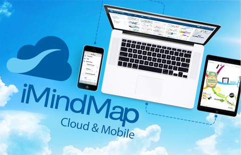 iMindMap Cloud & Mobile - 12 month subscription