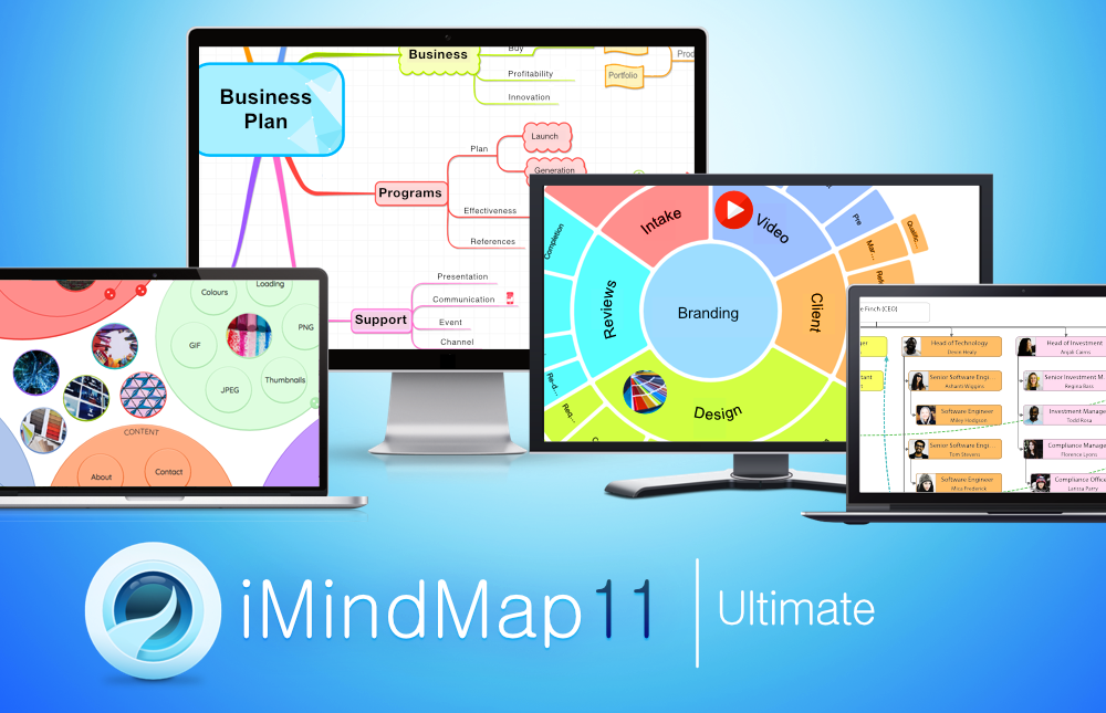 iMindMap 11 Ultimate (FREE upgrade)
