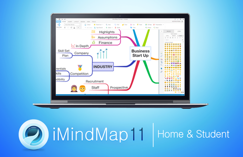 iMindMap 11 Home & Student (FREE upgrade)