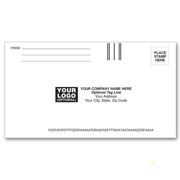 9 Crm Courtesy Reply Mail Envelope