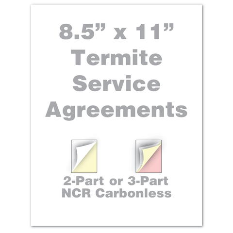 Termite Service Agreements