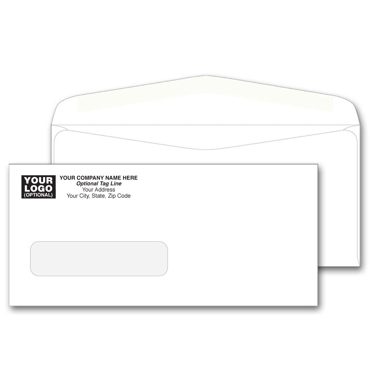 10 Window Envelopes For Pest Control Business