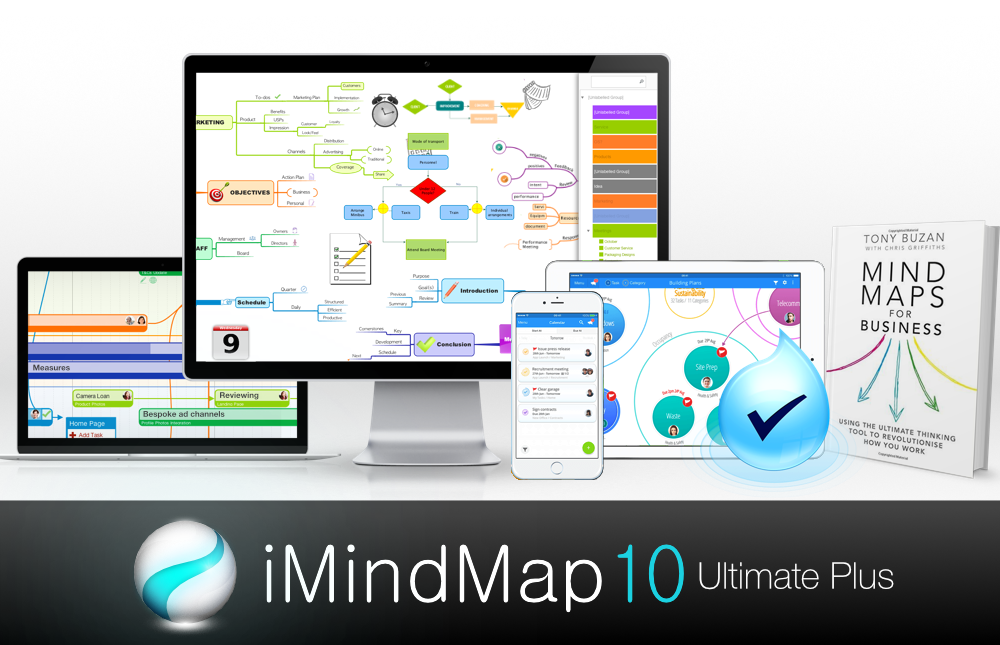 iMindMap Upgrade - 10 Home & Student to 10 Ultimate Plus