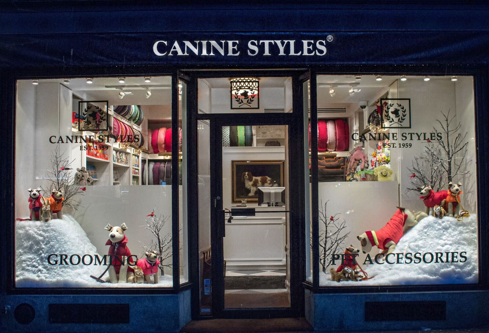 CANINE STYLES OPEN FLAGSHIP STORE ON THE UPPER EAST SIDE