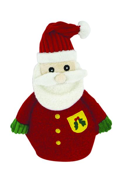 Holiday Dog Toys - Elf, Reindeer, Mouse, Santa, Gingerbread & Polar Bear