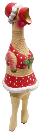 Holiday Henrietta - Holiday Dog Toy