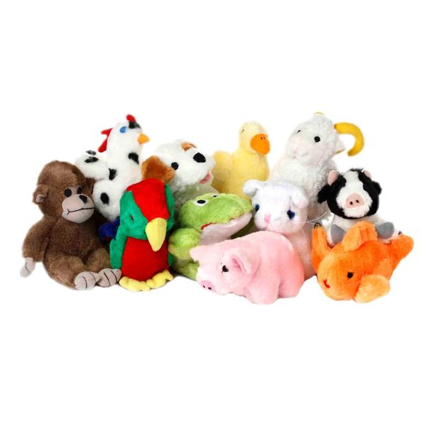 Interactive Toy - Dog Toy - 10 Options