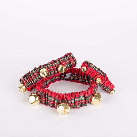 Holiday Collar - Jingle Bell Collar - Dog Collar