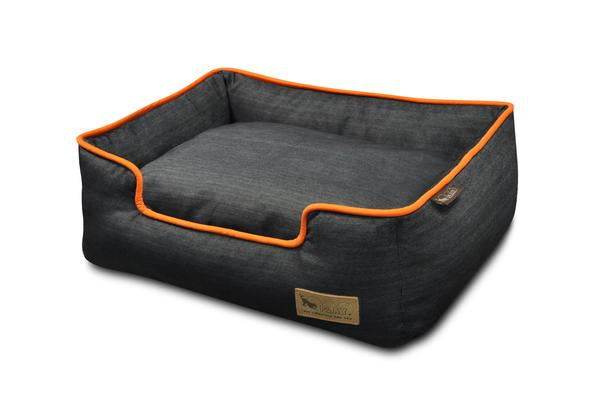 Lounger - Denim Urban - Dog Bed - 2 Color Options
