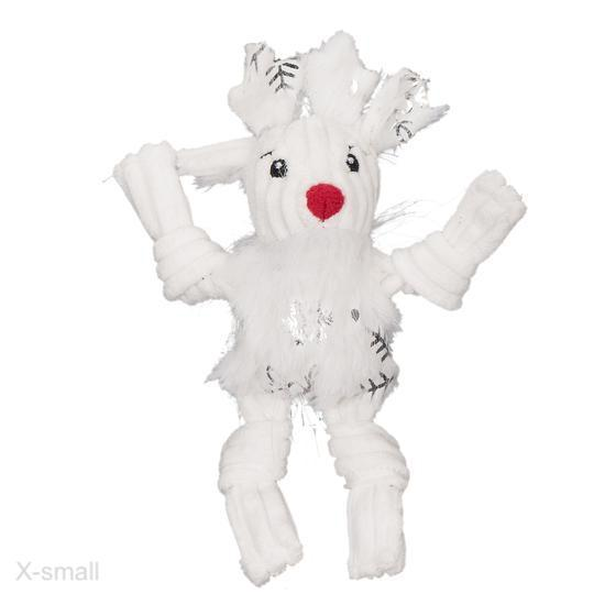 Holiday | Sparkle Reindeer Knottie - Three Sizes Dog Toy