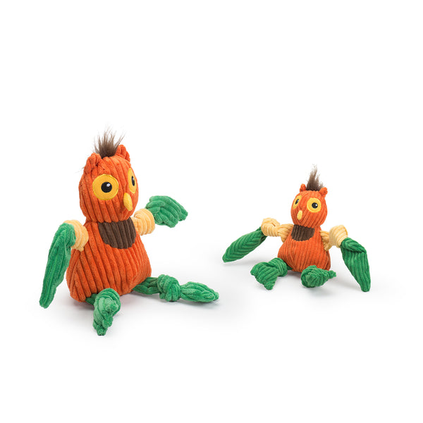 Halloween Toy - Poppy the Owl Knottie - Small & Large