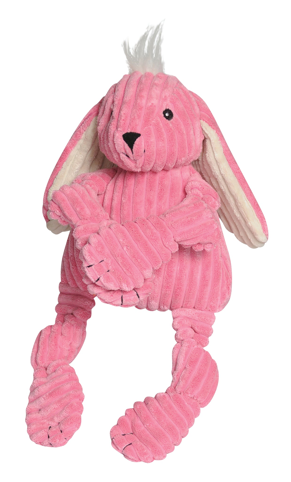 Knotties Pink Bunny Toy - Dog Toy - 3 Sizes