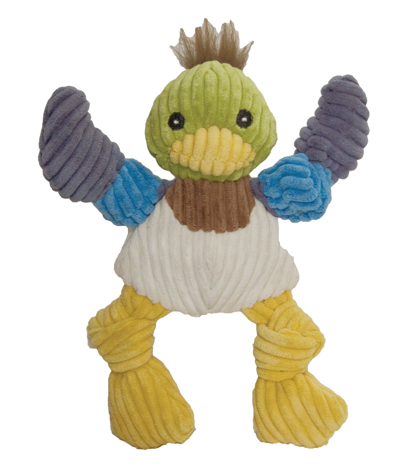 Knottie Duck Toy - Dog Toy - Durable Toy - 3 Sizes