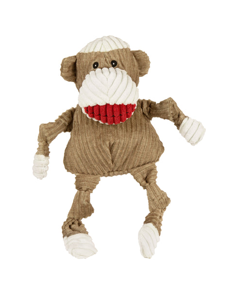 Knotties Dog Toys - 2 Sizes - Monkey - 2 Options