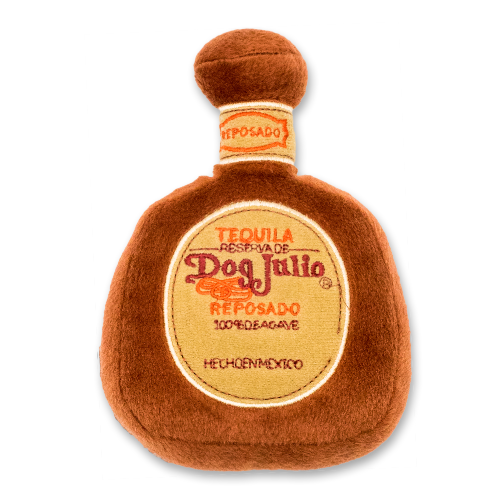Dog Julio Tequila - Dog Toy
