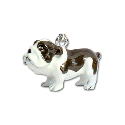 Breed Keychain Bulldog