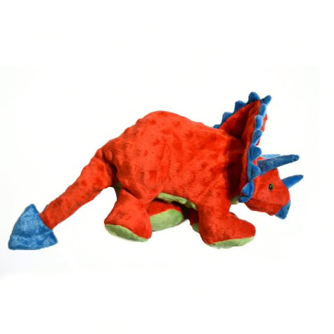 Triceratops -  Chew Guard Dog Toy