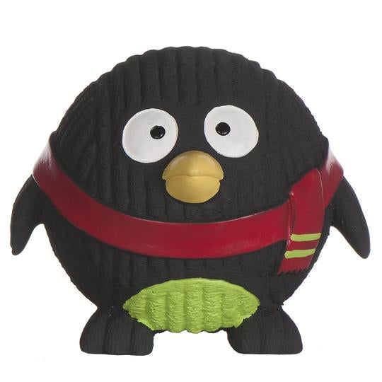 Holiday Latex Penguin Ruff-Tex - Dog Toy