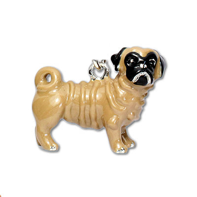 Breed Keychain Pug