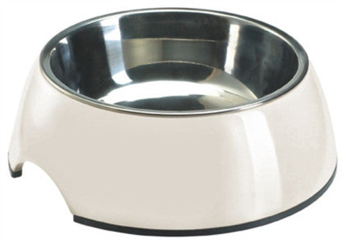 Nonbreakable Dog Bowl - Pet Bowl - Red or White