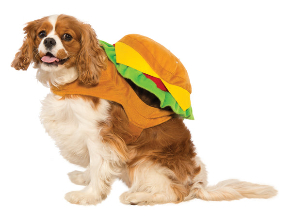Dog Halloween Costumes | CHEESEBURGER