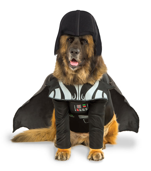 Dog Halloween Costumes | DARTH-VADER