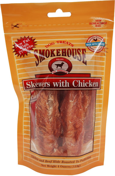 Smokehouse - Chicken Breast - Dog Chew - Dog Treat - USA