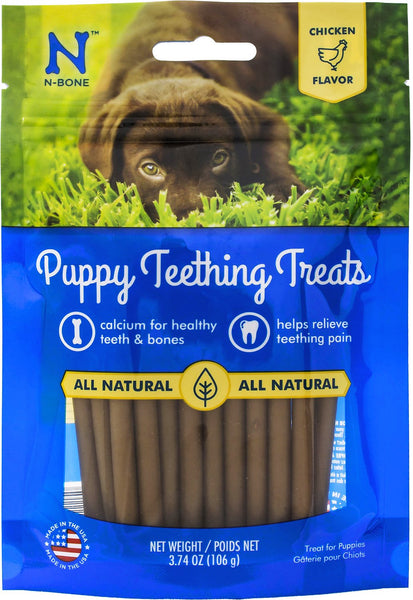 Puppy Treat - Teething Treat - Dog Treat - Chewable Treat - USA
