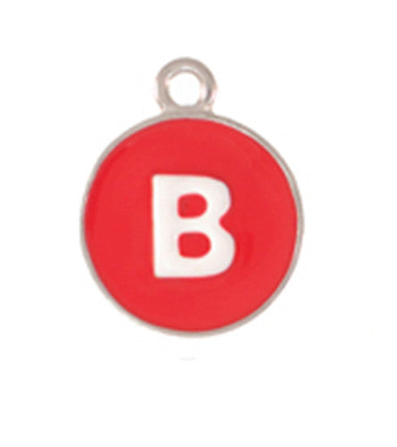 Alphabet - ID Tag - Dog Tag