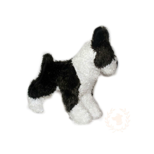 Musical Toy - Interactive Toy - Boston Terrier Toy - Dog Toy