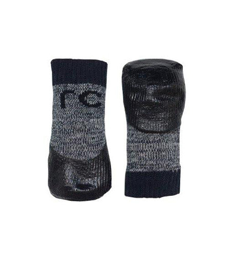 Anti-slip | Sport Boot | Dog Sock | Black