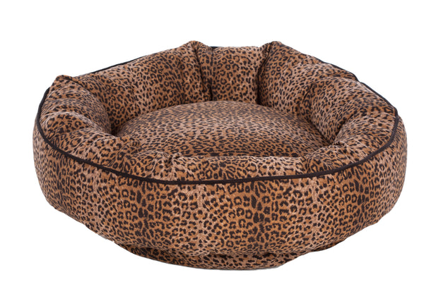 Canine Styles - Leopard - Nesting Bed - Dog Bed
