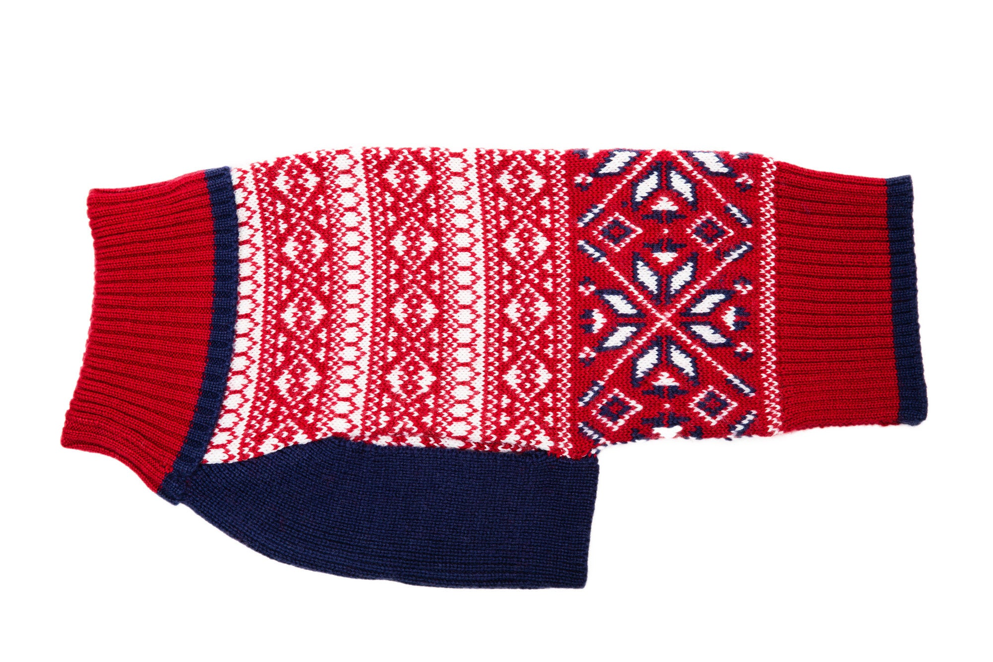 CS | Whistler Fair Isle | Dog Sweater | NEW!!