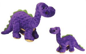 Dino Toy - Chew Guard Toy - Dog Toy - 2 Sizes