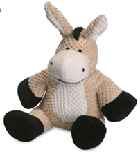 Plush Donkey With Chew Guard