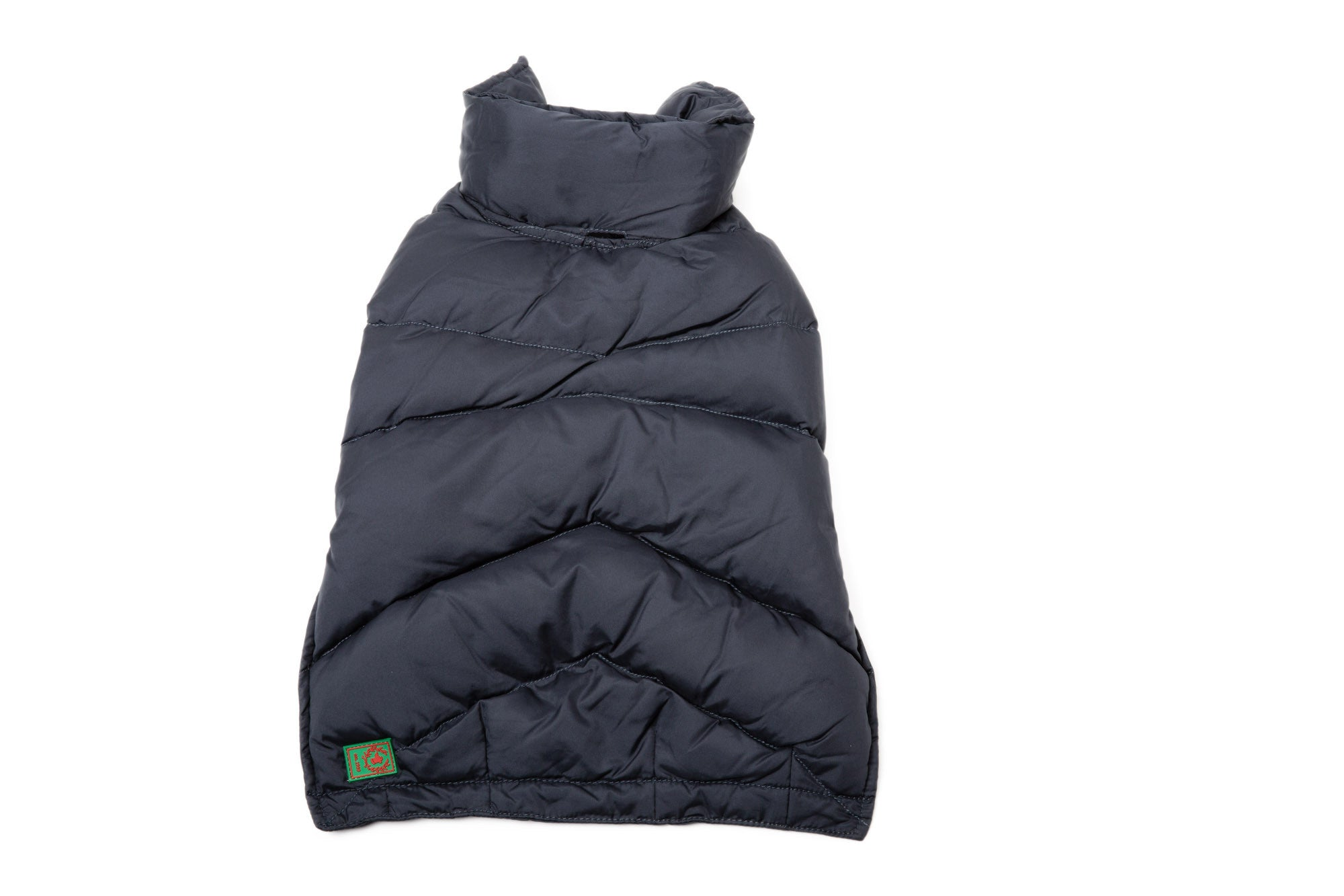 Dog Coat | Down Puffer | Pink & Navy | NEW
