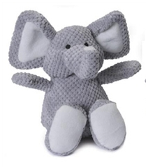 Plush Toy - Elephant Toy - Chew Guard Toy - Dog Toy