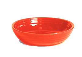 Bauer Pottery | Dog Bowl | Pet Bowl | 7 Color Options