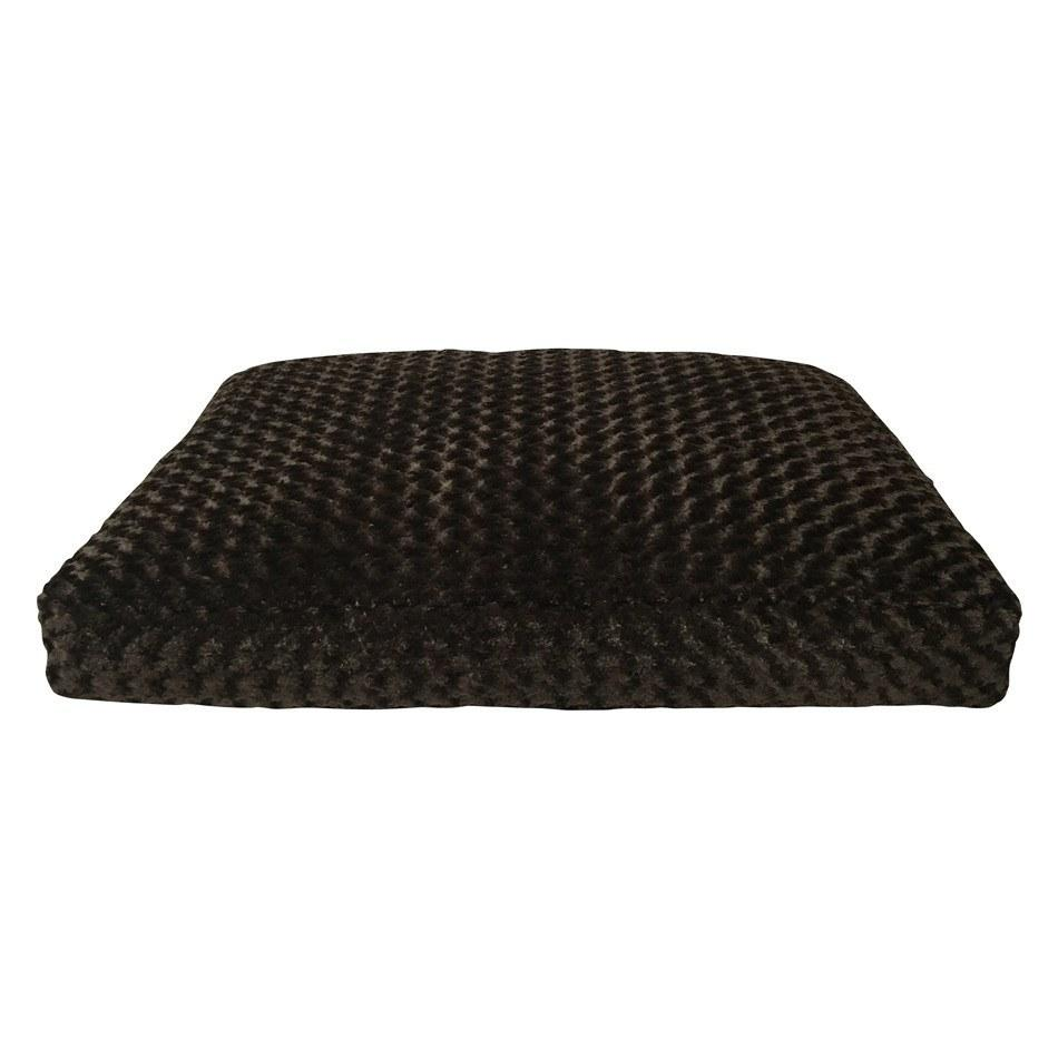 Katie  Puff - Square Dog Bed - by Animals Matter - 3 Color Options