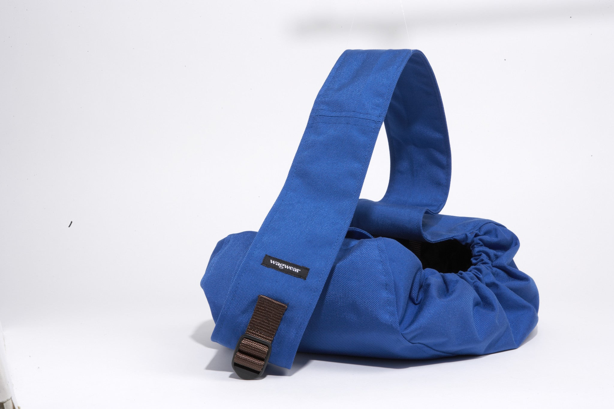 Wagwear Pouch | Messenger Pouch | Open pouch | Dog Carrier | 7 Color Options