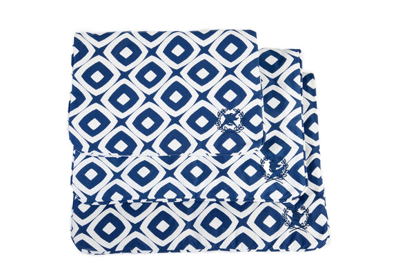 Canine Styles - Crate Mat - Sunblock Navy