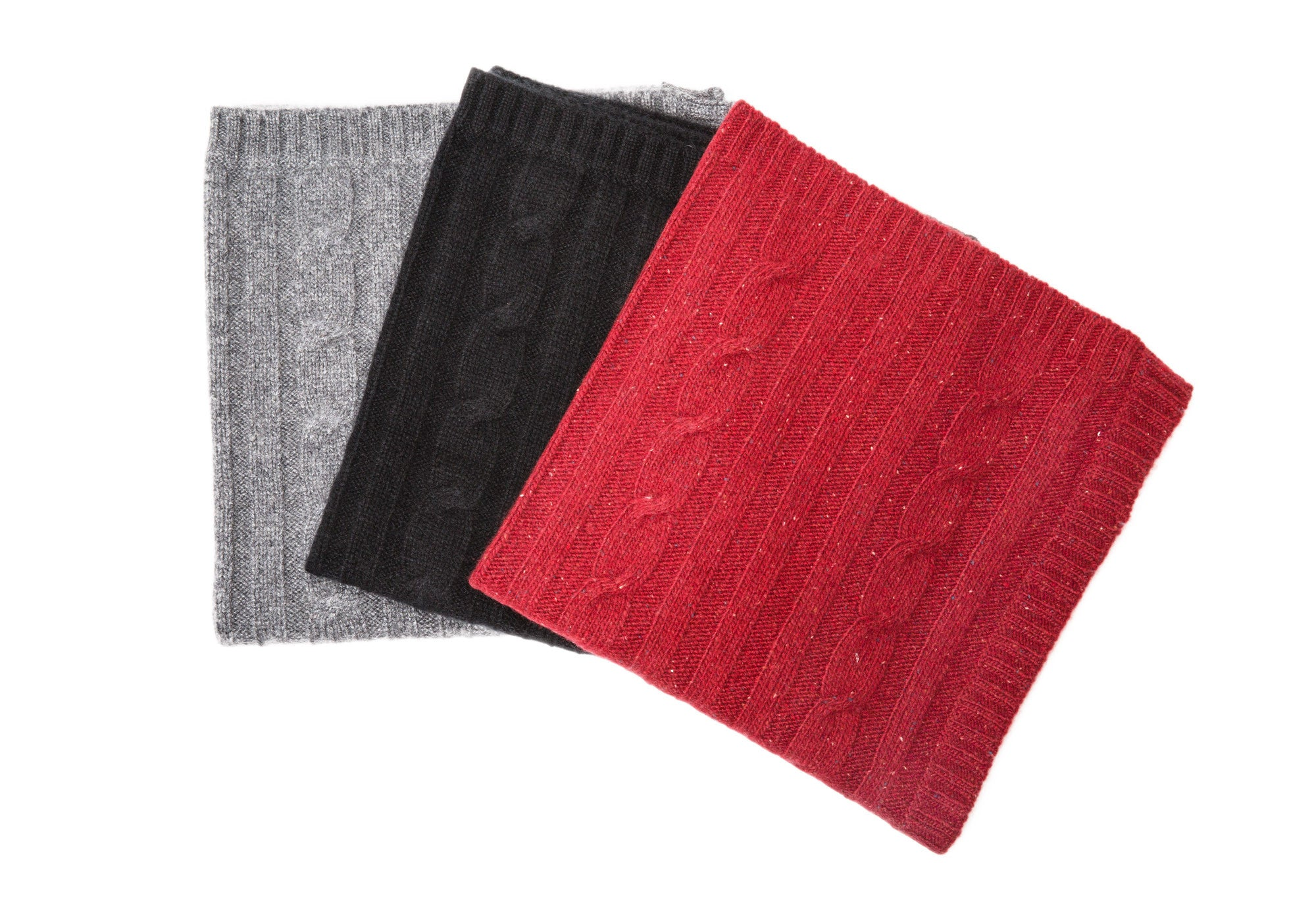 Cashmere Blanket - Gray, Black, or Burgundy - Canine Styles - Dog Blanket - 3 Color Options
