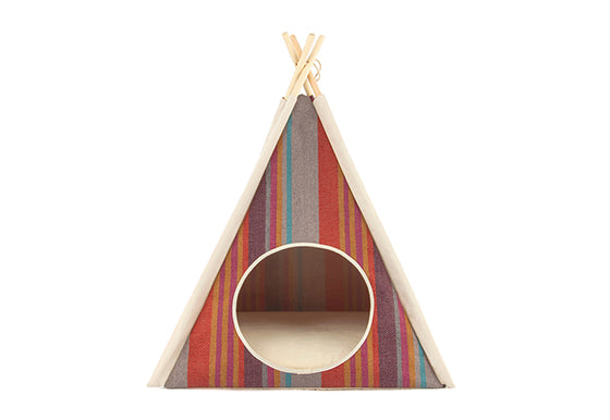 Dog Teepee - 4 Color Options